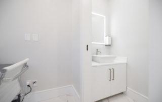 Modern Dental Office Washroom Design
