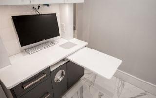 Sterilization Centre Dental Office Computer Table