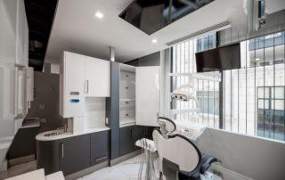 View Inside Dental Office