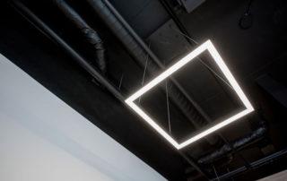 Glasshouse Dental Ceiling Lights