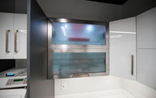 Sterilization Cabinet Design For Dental Office